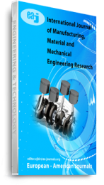International Journal of Manufacturing, Material and Mechanical