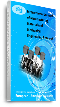 International Journal of Manufacturing, Material and