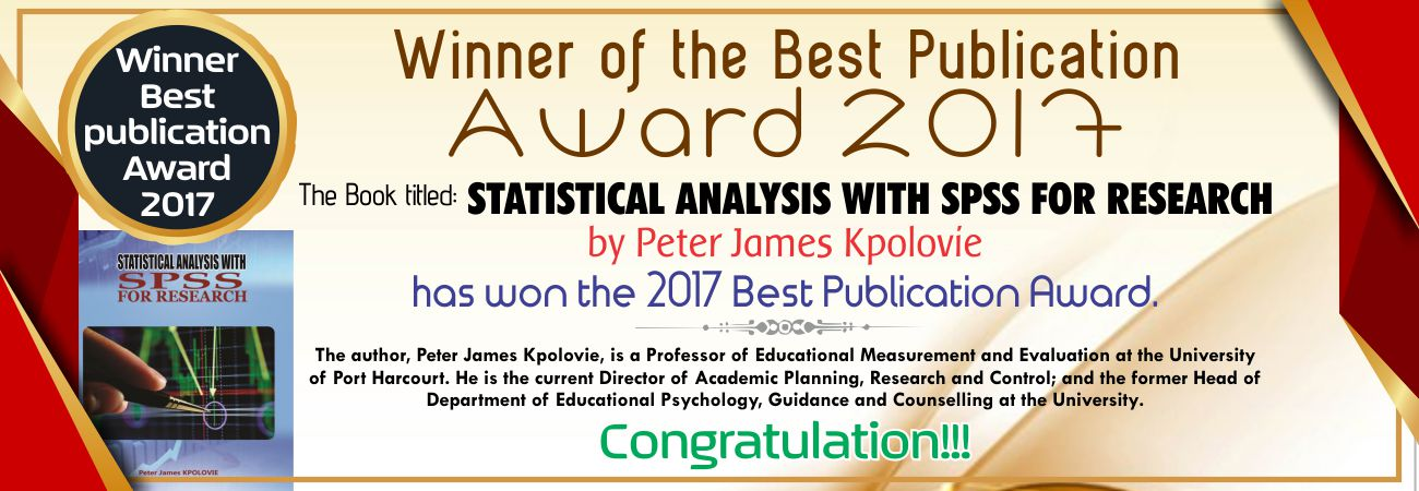 winner best paper award 2017